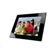 "Hama digitálny fotorámček Premium Pulsar, 24,6 cm (9,7""), čierny"