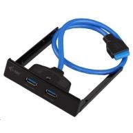iTec Internal USB 3.0 Front Panel Extender 2 Port