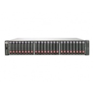 HP MSA 2040 SFF DC-power Chassis ( 24SFF bays, 2 MSA 2040 SAN controller bay)