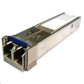 SFP+ transceiver 10GBASE-SR/SW, multirate, MM, OM3-300/OM2-82/OM1-33m, 850nm VCSEL, LC dup., DMI , Cisco komp.