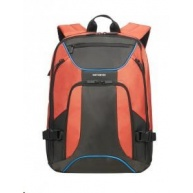 "Samsonite KLEUR-LAPT. BACKPACK 15.6"" Orange/Anthracite"