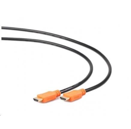 GEMBIRD Kabel HDMI - HDMI 1,8m (v1.4, M/M, zlacené kontakty, stíněný, ethernet, CCS)