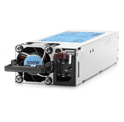 HPE Power Supply Kit 500W Flex Slot Platinum Hot Plug G9 only
