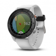 Garmin Golfové GPS hodinky Approach S60 White Lifetime