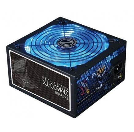 ZALMAN ZM600-TX - zdroj 600W ATX12V 2.3 aPFC 14cm fan, ErP 2013
