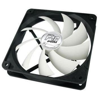 ARCTIC fan F12 PWM (120x120x25) ventilátor (řízení otáček, fluidní ložisko)