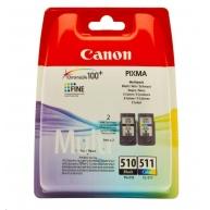 Canon BJ CARTRIDGE  PG-510 / CL-511 Multi pack