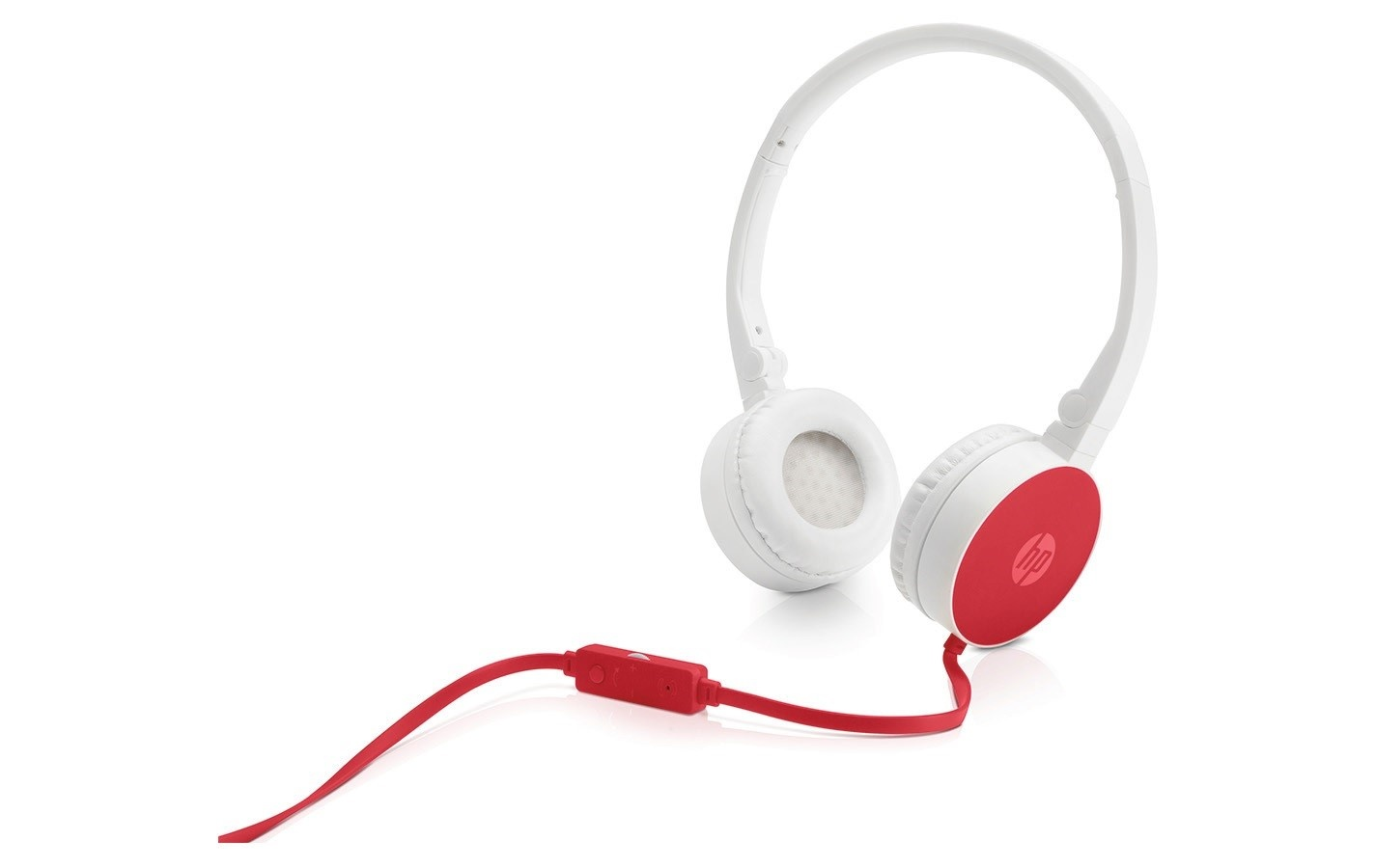 HP Stereo Headset H2800 Cardinal Red - REPRO