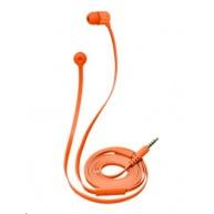TRUST Duga In-Ear Headphones - neon orange