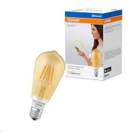 OSRAM SMART+ HomeKit Bluetooth Filament E27 5,5W 2700K (krabička 1ks)