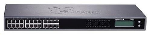 Grandstream Analog Gateways GXW4224 [24xFXS pro analogový telefon/fax, 1xGigabit Ethernet]