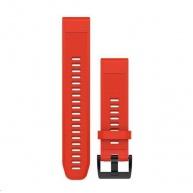 Garmin řemínek pro fenix5/Forerunner 935 - QuickFit 22, červený
