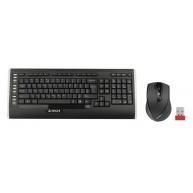 A4tech 9300F set bezdr. kláv. + bezdr. V-Track optická myš,CZ/US, USB