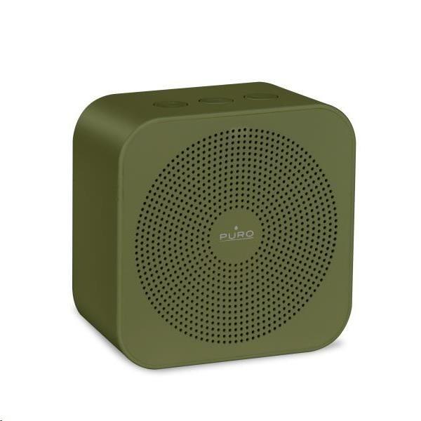 Puro Handy Speaker - bezdrátový reproduktor, tmavě zelená