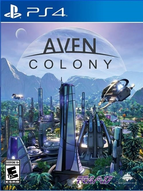 PS4 hra Aven Colony