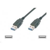 PREMIUMCORD Kabel USB 3.0 A-A propojovací 2m (M/M)*