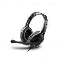 EDIFIER sluchátka K800, USB, černá