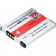 Doerr Akumulátor DDP-CNB11L (D142, CANON NB-11L - 3,7 V/600 mAh)