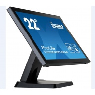 Iiyama dotykový monitor ProLite T2236MSC-B2AG, AG, 54.6cm (21.5''), CAP 10-touch, Full HD, black