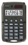 REBELL kalkulačka - StarletS BX - šedá