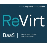 ReVirt BaaS | Veeam Cloud Connect (1VM/12M)