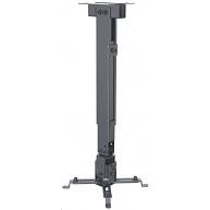 MANHATTAN Stropní držák pro projektor, 20 kg, černý