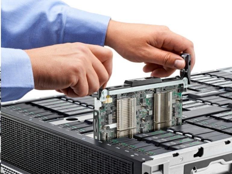 HP ProLiant Moonshot Server