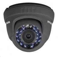 HYUNDAI analog kamera, 2Mpix, 25 sn/s, obj. 2,8mm (100°), HD-TVI / CVI / AHD / ANALOG, DC12V, IR 20m, WDR digit., IP66
