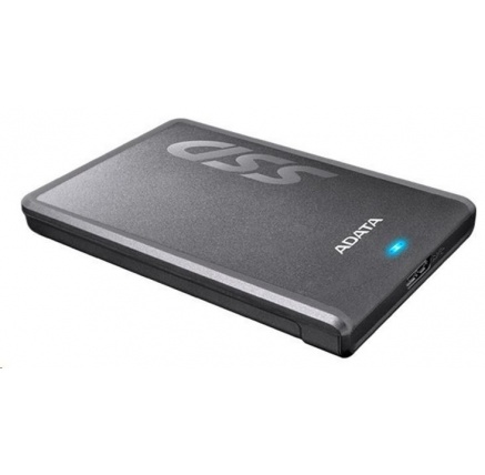 ADATA External SSD 512GB SV620H USB 3.1 titanium