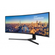 "Samsung MT LCD 49"" C49J89 - prohnutý, VA, 3840 x 1080, 32:9, 300cd/m2, HDMI, display port, USB-C, 5 ms"