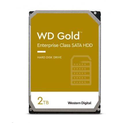 WD GOLD WD2005FBYZ 2TB SATA/ 6Gb/s 128MB cache 7200 ot.