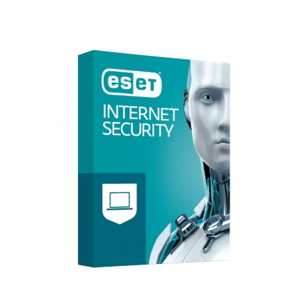 ESET Internet Security 1 licence na 1 rok