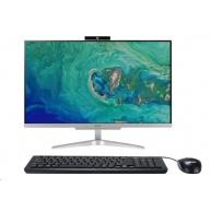 """Aspire PC AiO Aspire C24-865 - IPS, 23,8"""" FHD, i3-8130U@2,2GHz, 128SSD+1HDD, 4GB, Intel HD, kl+myš, usb, W10H"""