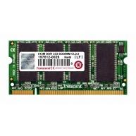 SODIMM DDR 128MB 333MHz TRANSCEND 1Rx16, CL2.5
