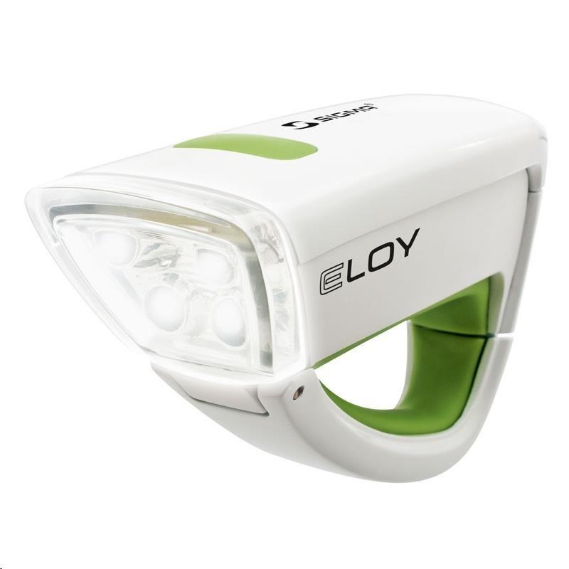 Sigma světlo na kolo ELOY bílá