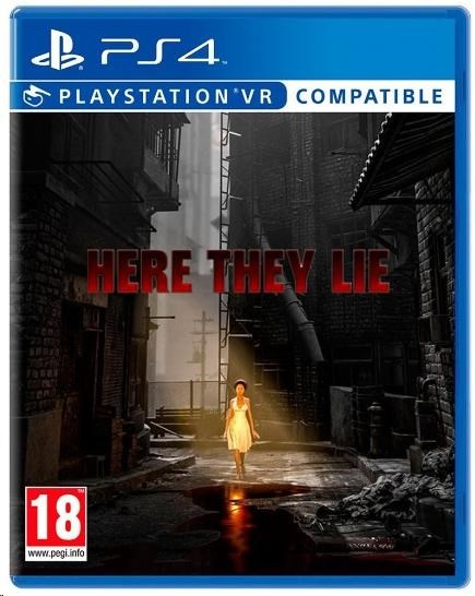 SONY PS4 hra VR Here They Lie