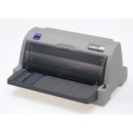 EPSON tiskárna jehličková LQ-630, A4, 24 jehel, 360 zn/s, 1+4 kopii, USB 1.1, LPT
