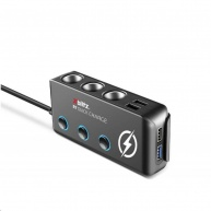 Xblitz R7  Quick Charge napájecí stanice