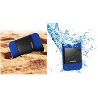 """ADATA Externí HDD 1TB 2,5"""" USB 3.0 DashDrive™ Durable HD700, modrá"""