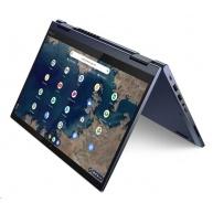 """LENOVO NTB ThinkPad C13 Yoga Gen1 Chromebook - Athlon 3150C,13.3"""" FHD IPS Touch,4GB,64eMMC,HDMI,USBC,Chrome,1r car,modrá"""