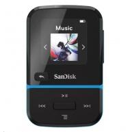 SanDisk Clip Sport Go MP3 Player 32GB, Blue