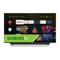 "METZ 43"" 43MUC8000Z, Smart Android, Direct LED, UHD (3840x2160), 9,5ms, DVB-T2/S2/C, HDMI, USB"