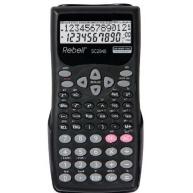 REBELL kalkulačka - SC2040 BX - černá