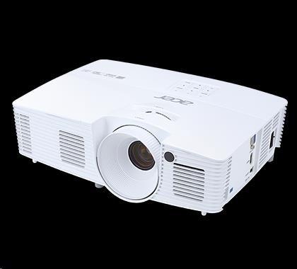 ACER Projektor H6517ABD, 1080p (1920x1080), 3400 ANSI, 20 000:1, VGA, HDMI, repro 1x3W, NVIDIA 3DTv Ready, živ lam.5000h