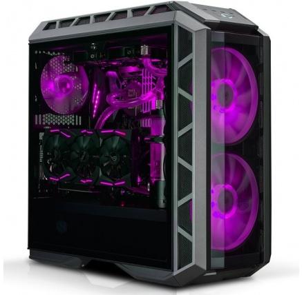 case Cooler Master MasterCase H500P, ATX, černý, USB3.0, bez zdroje