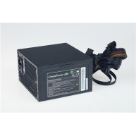 Fortron zdroj 400W AX400-60APN, GreenPower, APFC, black box, flat cables, 85+