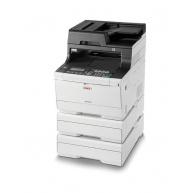 Oki MC563dn A4 30 ppm 1200x1200 dpi, PCL/PS, RADF, USB 2.0,LAN, sXP