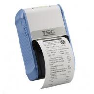 TSC Alpha-2R, 8 dots/mm (203 dpi), USB, BT, bílá, modrá