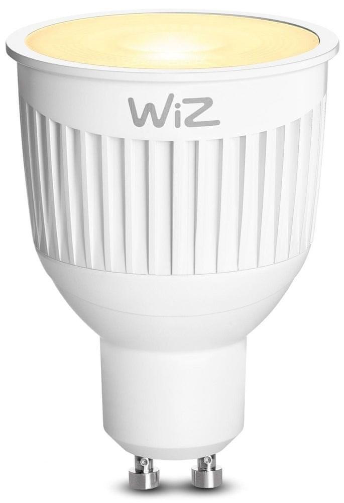 WiZ LED žárovka Whites GU10 (krabička 1ks)