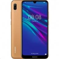 Huawei Y6 2019, Dual SIM, jantarově hnědý